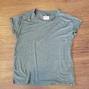 Prana Light Green Shirt (S)